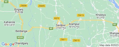Photo Locations Ideas At Chini Masjid Saidpur Nilphamari Tips For - Saidpur map